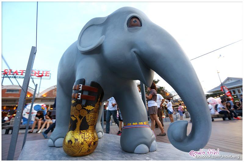 """ชวนไปเที่ยวงาน """"Elephant Parade® Bangkok"""" ที่ Asiatique"""
