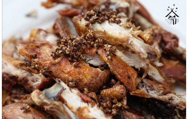 อร่อยเมืองน่าน : ปองซา Pongza Restaurant