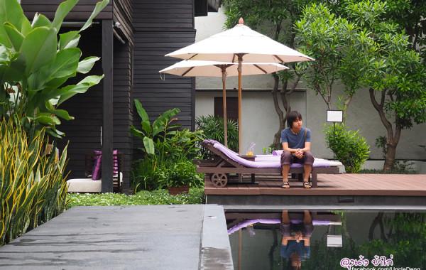 U Chiang Mai  รีสอร์ทสไตล์ล้านนาร่วมสมัย
