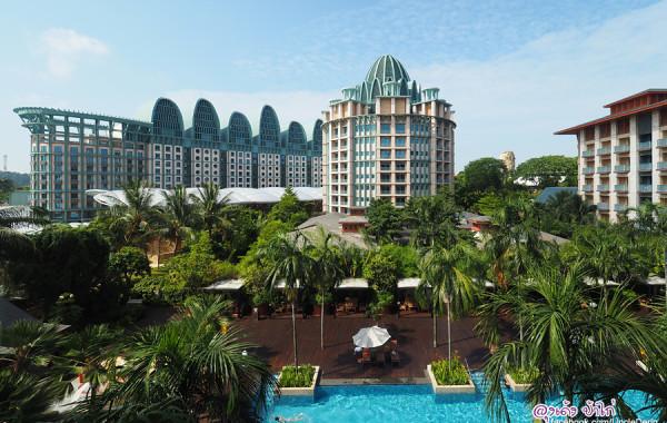 Festive Hotel โรงแรมสำหรับครอบครัว ใกล้ Universal Studios Singapore ที่สุด