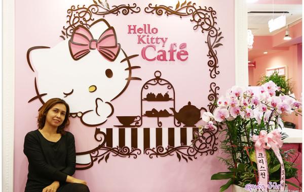 Hello Kitty Cafe สาขา เมียงดง สำหรับคนรักแมวสีชมพู