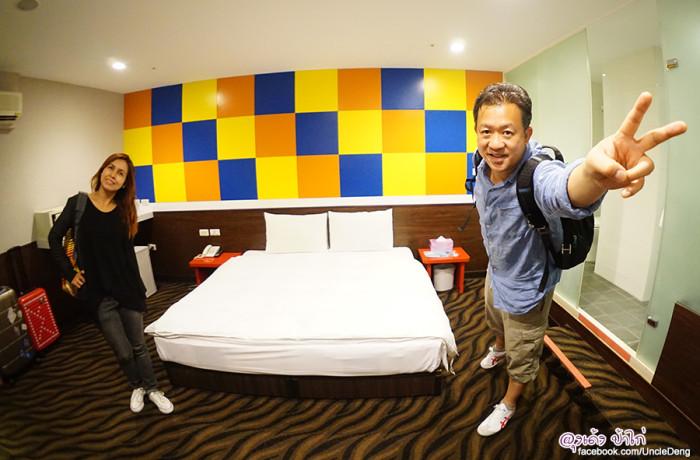 ECFA Hotel Wan Nian ใจกลางซีเหมินติง ฟรีอาหารเช้า – ฟรีเครื่องดื่มร้อน – ฟรี WiFi