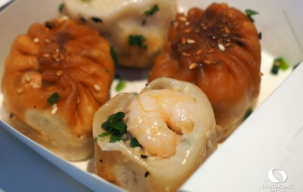 Cheung Hing Kee Shanghai Pan-fried Buns ซาลาเปาเซี่ยงไฮ้