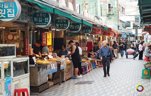 Haeundae Traditional Market