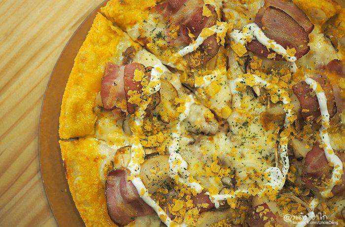 Mr. Pizza พิซซ่าสไตล์เกาหลี เปิด 24 ชั่วโมง