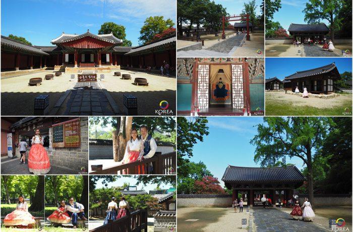 ศาลเจ้า Gyeonggijeon แห่งเมืองจอนจู