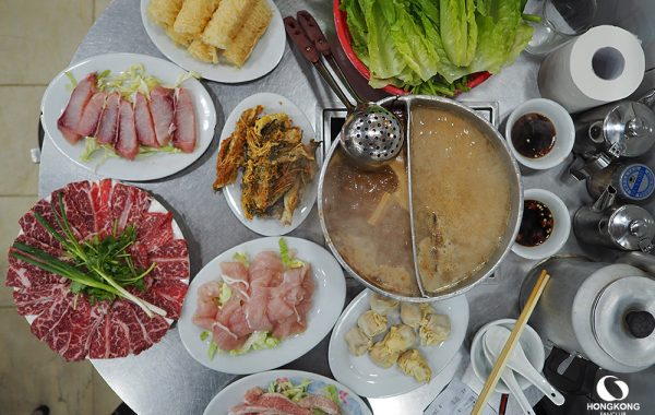 Fong Wing Kee ร้าน Hot Pot สไตล์ฮ่องกงขนานแท้ ย่าน Kowloon City