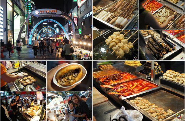 BIFF Square : ศูนย์รวมอาหารรถเข็นริมทาง แห่ง ปูซาน