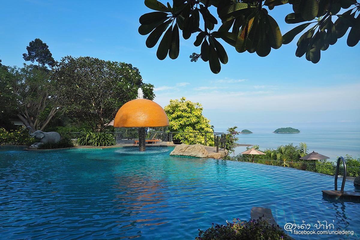 เกาะช้าง Sea View Resort & Spa Koh Chang
