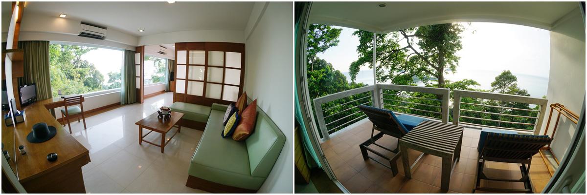 Panorama Suite : Sea View Resort & Spa Koh Chang
