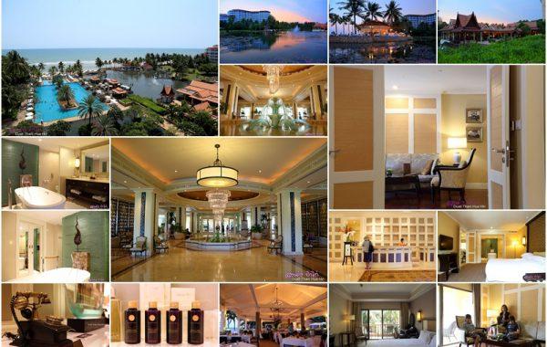 ทริป ดุสิตธานี หัวหิน / ตลาดโต้รุ่ง / บุฟเฟต์ริมทะเล / แวะชม ตลาดน้ำสามพันนาม / เที่ยว Santori
