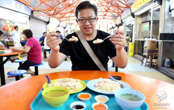 สงครามข้าวมันไก่ ในสิงคโปร์ Tian Tian VS AH Tai จากพ่อครัวมือ 1 ผันตัวมาเป็นคู่แข่ง