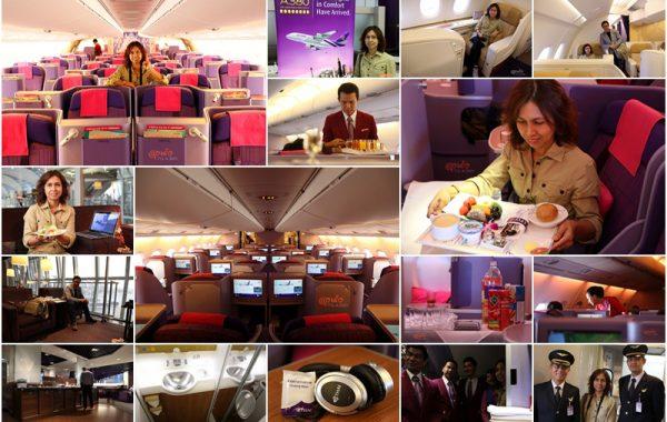 เจาะลึก (ที่สุด) AirBus A380-800 ของการบินไทย เส้นทาง กรุงเทพ – นาริตะ