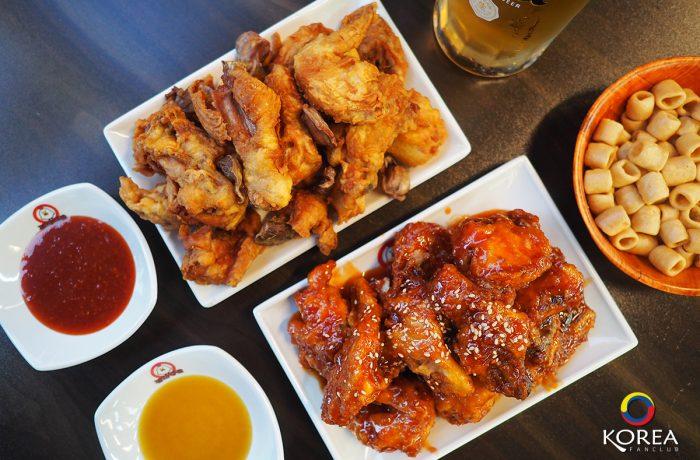 ไก่ทอด Jinmi Chicken (진미통닭)