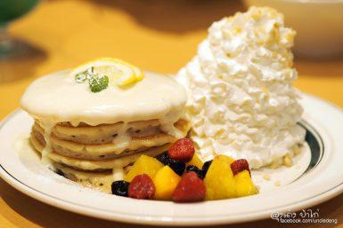 Eggs 'n Things สุดยอด แพนเค้ก แห่ง โอซาก้า