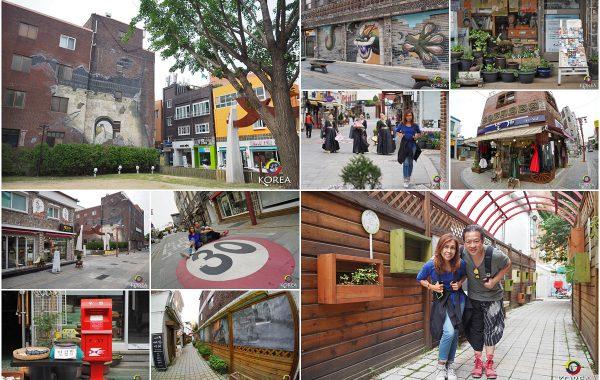 Craft Street : Haenggung-gil