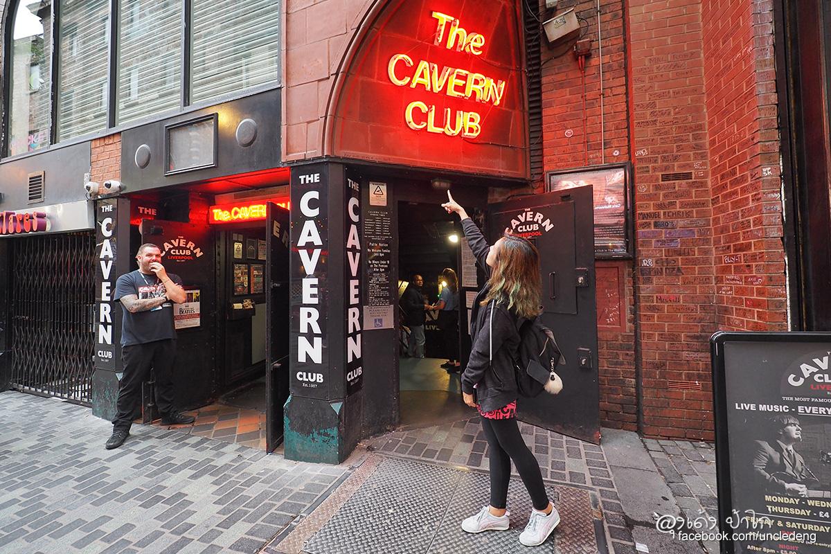 The Cavern Club Mathew Street