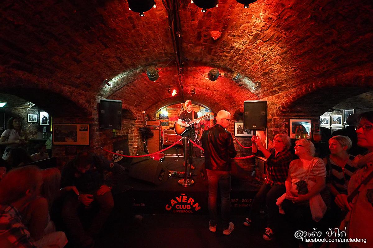 The Cavern Club : Mathew Street