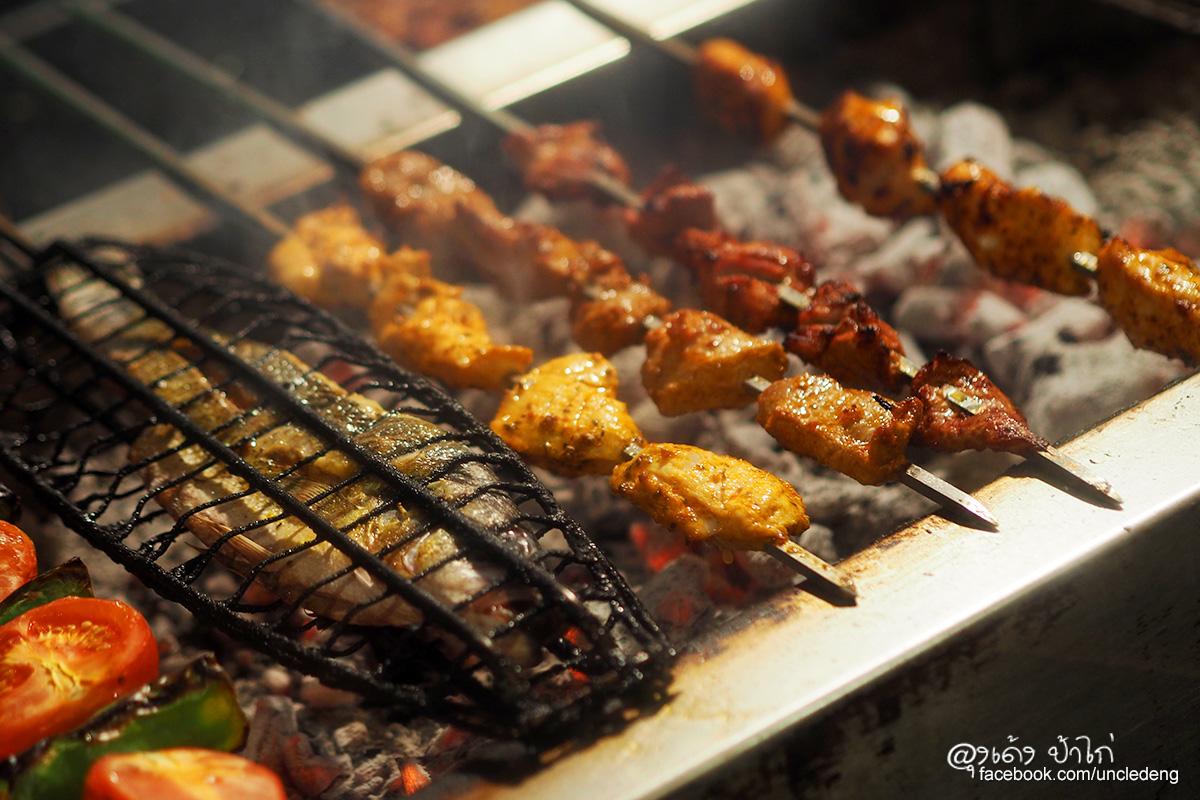 Shiraz BBQ 19 NORTH JOHN STREET
