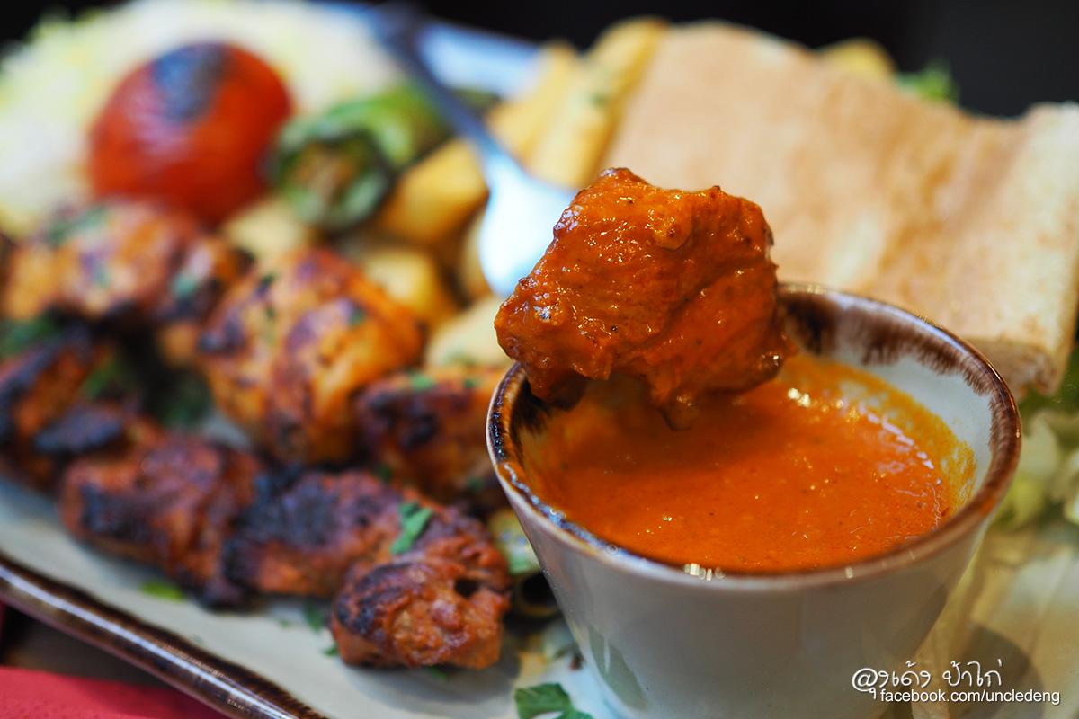 Shiraz Mixed Kebab