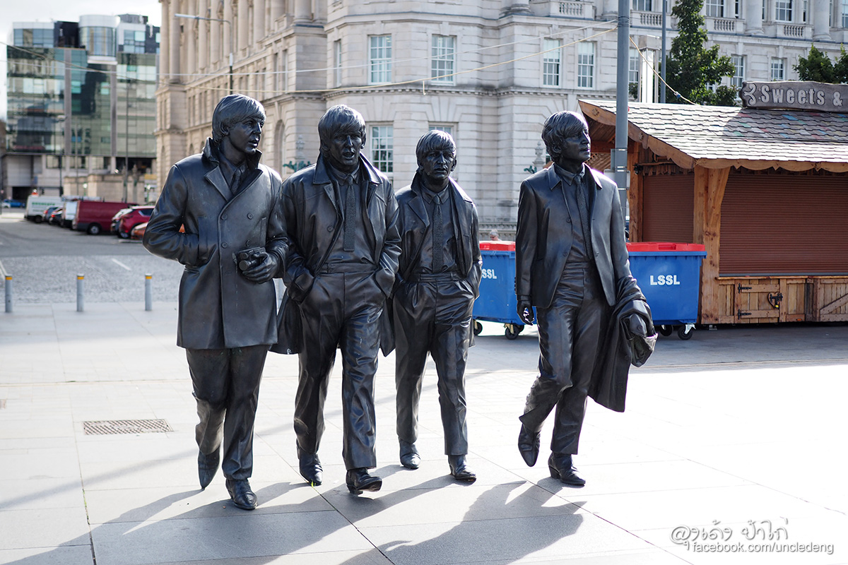 ตามรอย The Beatles Liverpool