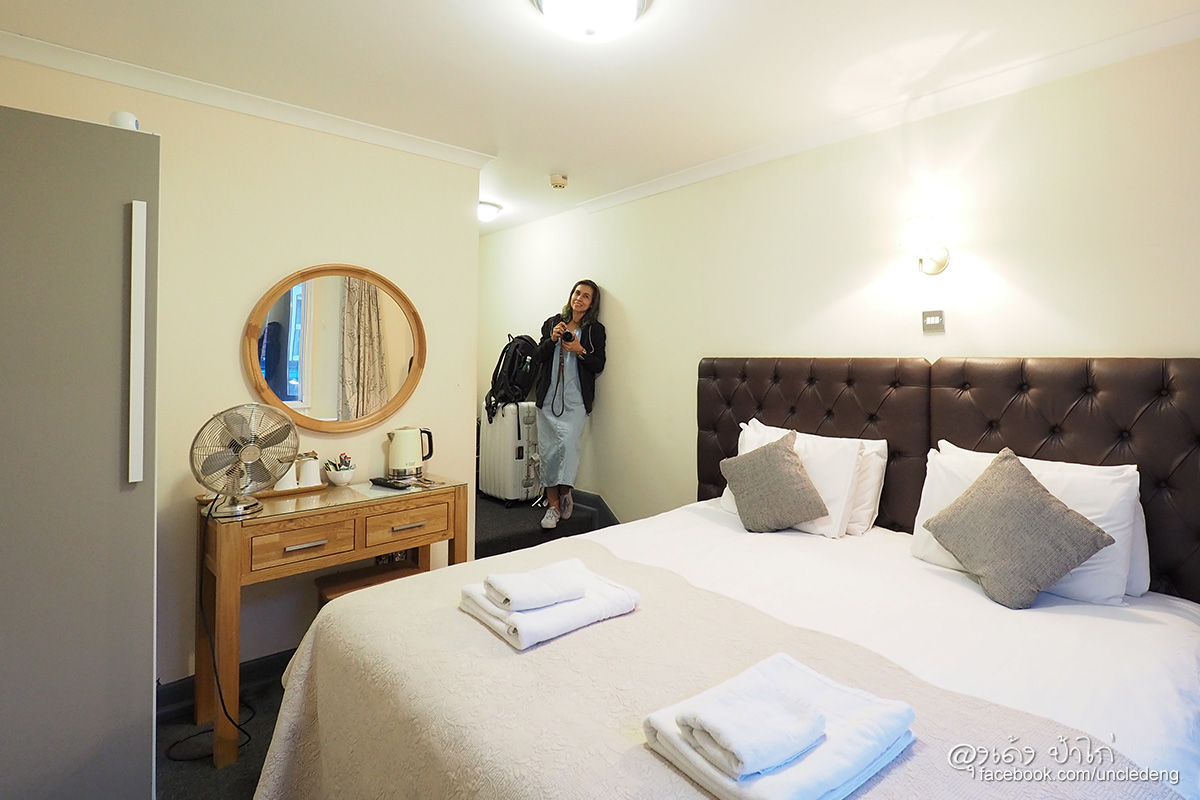 โรงแรม George Oxford Hotel