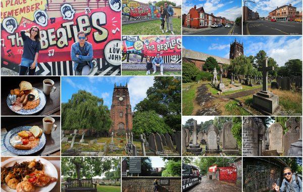 เที่ยวอังกฤษ Day 02 : Liverpool ตามรอย The Beatles